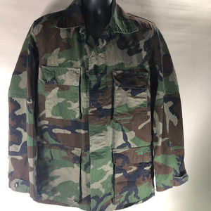 Other - US Army Jacket - Camo - Temperate - Med Long